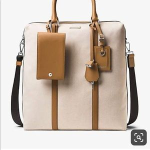 WANTED: Michael Kors Men's Billy Briefcase Tote